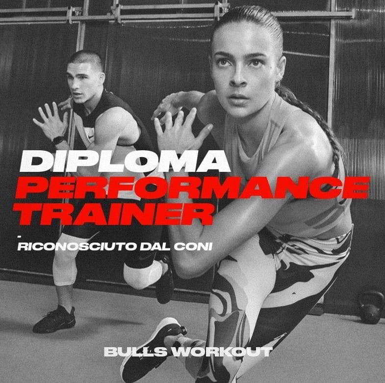 Diploma Performance Sports Trainer